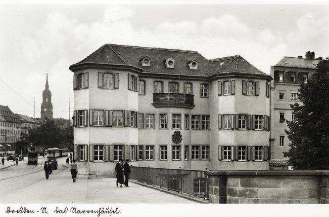 Dresdner Narrenhäusel: Erste Entscheidung