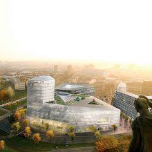 Wo sollen Hochhäuser in Dresden stehen?