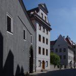 Schössergasse, Ostseite