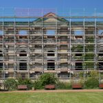 Königsufer: Umbau des Blockhauses