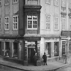 df_hauptkatalog_0042458_Dresden-Neustadt, Große Meißner Straße 2. Wohnhaus nach 1724