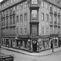 df_hauptkatalog_0044724_ Dresden-Neustadt, Große Meißner Straße 2. Wohnhaus nach 1724