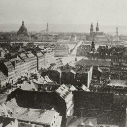 df_hauptkatalog_0266845_ F. und O. Brockmann_ Blick vom Turm der Dreikönigskirche, vor 1895