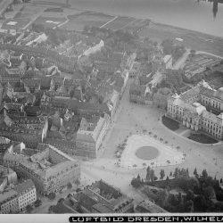 df_hauptkatalog_0305780_ Hahn, Walter_ Dresden_ Innere Neustadt zwischen Neustädter Markt und Palaisplatz, 1924.09