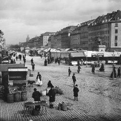 df_hauptkatalog_0400368_ Donadini, Ermenegildo Antonio_ Dresden-Neustadt. Neustädter Markt mit Reiterstandbild Augusts de... , vor 1892 - Kopie
