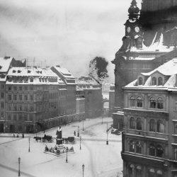 df_hauptkatalog_0504613_Donadini, Ermenegildo Antonio Neumarkt mit Schnee. Weihnacht 1892, 1892.12
