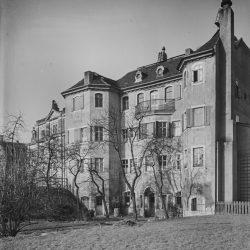 df_w-p_0220038_ Wiese, Albert_ Dresden-Neustadt. Ansicht der Fassade des Narrenhäusels zur Elbe, 1920.02 - Kopie