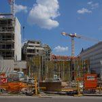 Quartier III/2: Baustelle des Palais Hoym