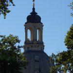 Diesen Monat jährt sich die Wiedereinweihung der Frauenkirche zum 15. Mal