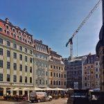 """Der Platz """"An der Frauenkirche"""""""