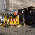 Tatort Rosmaringasse: Am 4. Oktober wurden zwei Touristen angegriffen, einer starb