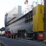 Quartier III/2: Blick in die Landhausstraße