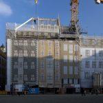 Quartier VII/1: Ansicht zur Schloßstraße